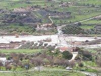Güney'de Arminou Barajı taştı