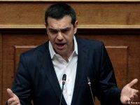 Tsipras güvenoyu aldı