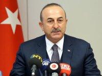 Çavuşoğlu'ndan 'Suriye'de güvenli bölge' açıklaması