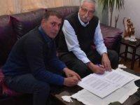 Girne Belediyesi katı atık yükleme ve transfer işleriyle ilgili sözleşme imzalandı.