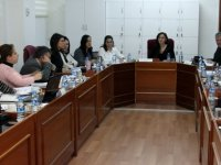 İdari, Kamu ve Sağlık İşleri Komitesi toplanarak 3 tasarıyı ele aldı