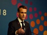 Fransa Cumhurbaşkanı Macron: Münbiç'te ABD askerlerinin ölümü DAEŞ'in bitmediğini gösteriyor