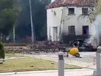 Kolombiya'nın başkenti Bogota'da polis okuluna saldırı