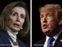 Trump, Pelosi'nin gezisini iptal etti