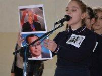 Özgürlük Mücadelesi Liderleri Yakın Doğu İlkokulunda Anıldı…