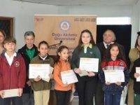 DAÜ KENT-AG resim yarışması ödül töreni gerçekleşti