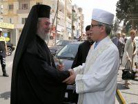 Atalay Noel'i, Hrisostomos Kandil'i kutladı
