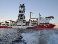 Akdeniz'de petrol aramaları devam ediyor