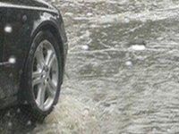 En fazla yağış Kozanköy'de kaydedildi