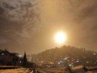 İsrail ordusu: Suriye'deki İran güçlerine hava saldırısı düzenledik