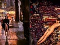 Ayasofya'da çıplak poz veren Belçikalı model: Tehlikeyi seviyorum