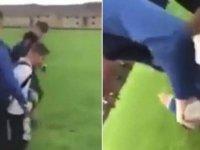 İngiltere'de ırkçı saldırıya uğrayan Suriyeli mülteci çocuk Facebook'a dava açacak