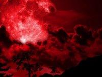 2019'un ilk ay tutulması (Süper Kanlı Kurt Ay)