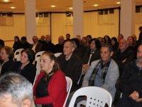 Ayyannililer (Aydın) Kültür-Dayanışma Derneği başkanlığına Cemal Dermuş seçildi