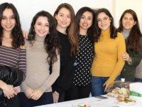 DAÜ beslenme ve diyetetik bölümü'nden yemek festivali