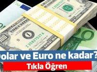 Dolar/TL kuru güne 6.59 seviyesinde, Borsa İstanbul yüzde 1,5'lik artışla başladı