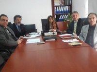 KKTC yükseköğretimi ekonomik ve sosyal sürdürülebilirlik komisyonu toplandı