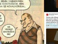 Yılmaz Özdil iyi silkeledi: 2500 liraya satılan, 1881 adetle sınırlı 'Mustafa Kemal' kitabı tükendi