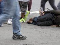 Sokakta yaşamanın yasaklandığı Macaristan'da 87 kişi donarak öldü