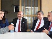 Cumhurbaşkanı Akıncı, Beyarmudu ve Pile'yi ziyaret etti