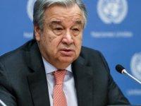 """Guterres: """"İklim değişikliğine karşı yarışı kaybediyoruz"""""""