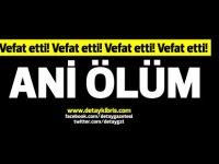 Ercan yolcusu uçakta hayatını kaybetti