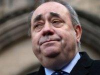 İskoçya'nın eski başbakanı Alex Salmond gözaltına alındı