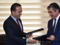 Tarımsal Araştırma Enstitüsü İle LAÜ arasında İş Birliği Protokolü imzalandı
