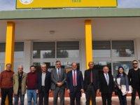 Karavezirler Akdoğan'daki okulları ziyaret etti!
