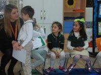 Doğu Akdeniz Doğa Anaokulu öğrencileri başarı belgelerini aldı