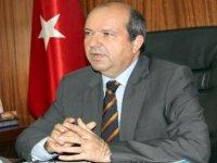"""Tatar: """"Kıbrıs Türkü özgürlüğü ve güvenliği için her türlü özveriye hazır"""""""