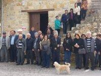 Denya Köylüleri, 56 yıl sonra hatıralarıyla buluştu, köy camiinde ibadet etti
