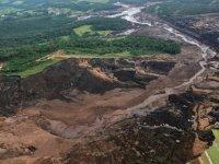 Brezilya'da maden atık barajı çöktü: 50'den fazla ölü, 24 bin kişi tahliye ediliyor