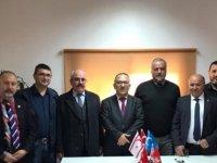 """Atai, """"Doğu Türkistan Sürgün Hükümeti KKTC Temsilcisi"""" olarak görevlendirildi"""