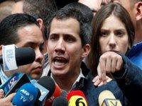 Venezuelalı muhalif lider Guaidó: Orduyla gizli görüşmeler yaptık