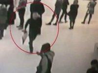 1 milyon lira değerindeki Kırım tablosu, herkesin gözü önünde çalındı (video)