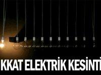 Güzelyurt'ta Elektrik kesintisi
