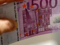 500 euroluk 'Bin Ladin' banknotlara veda