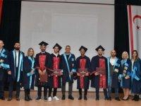 Prof. Şanlıdağ, Mezun Olan Öğrencilere Başarılar Diledi…