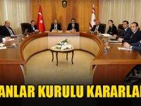 Bakanlar Kurulu 5 saatlik toplantı yaptı, kararlar açıklanmadı!