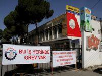 Koop - Sen'den Kıbrıs Türk Petrollerindeki greve destek
