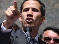 Avrupa Parlamentosu, Guaido'yu 'geçici devlet başkanı' olarak tanıdı