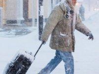 ABD'de öldürücü soğuklar: Eksi 53 görüldü; 12 kişi yaşamını yitirdi
