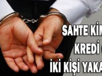 Sahte kimlikle bankadan döviz kredisi çeken 2 kişi tutuklandı