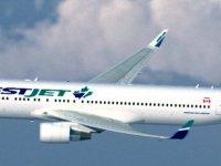 Sarhoşken uçağı geri döndürdü cezası ağır oldu