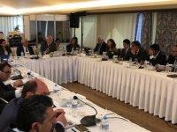 Belediyeler yasası ile belediyelerin mevcut durrumu masaya yatırıldı