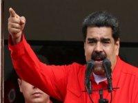 'ABD'den Türkiye'ye Maduro incelemesi' iddiası