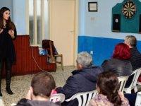 """Gençlik Dairesi """"Anne Babaların Çocukları ile İletişimi Nasıl Güçlenir"""" konulu seminer verdi"""