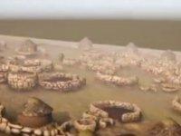 200 yaşındaki kayıp şehir, Güney Afrika bitki örtüsü altında keşfedildi