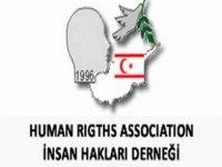 """İnsan Hakları Derneği: """"Anlaşmayı 55 yıldır reddeden Rum tarafıdır"""""""